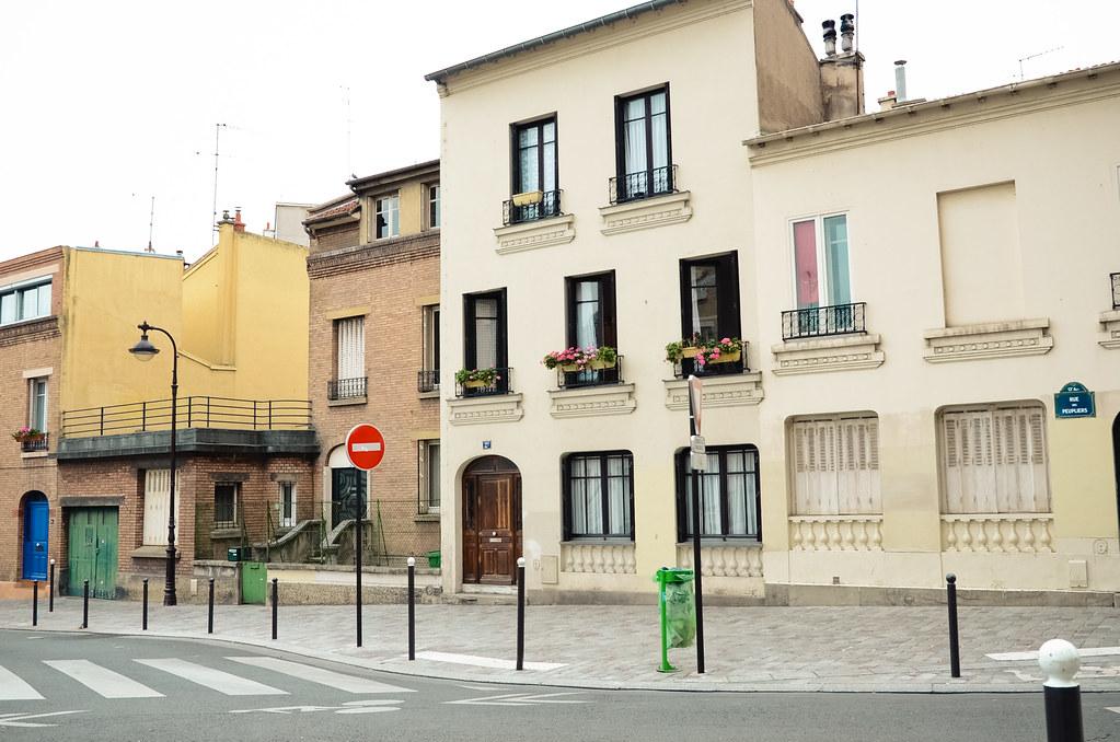 Rue des Peupliers