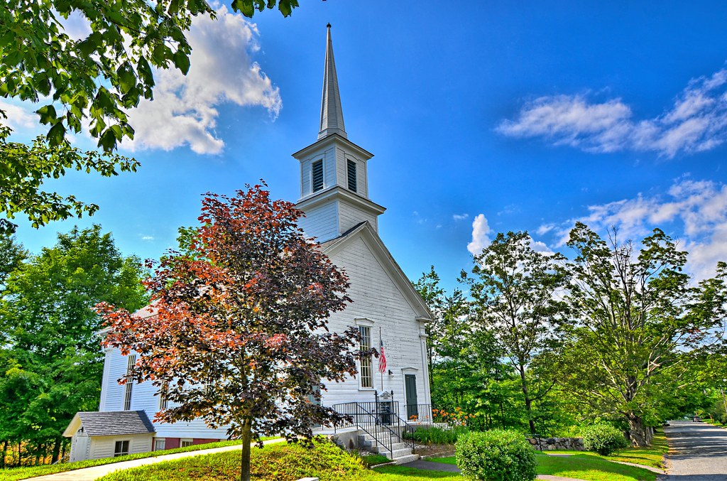 New Salem Third Central Congregational Church