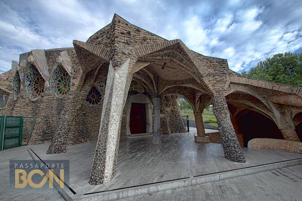 Cripta de la Colònia Güell, Barcelona