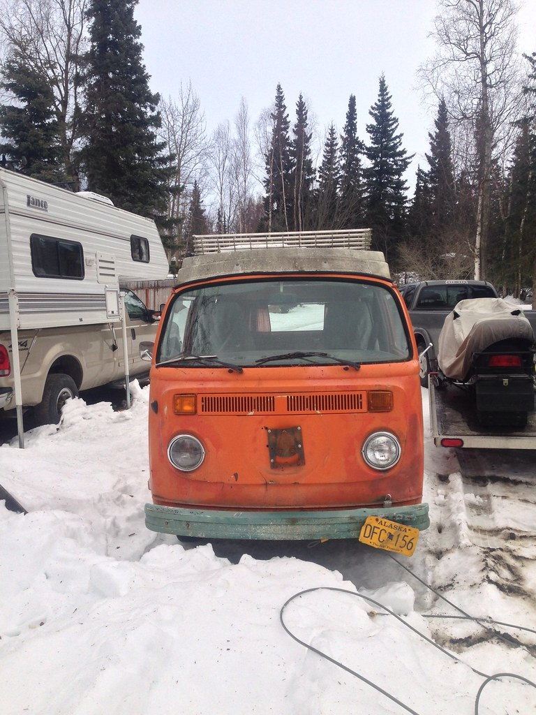 76 Bay Westy - Arctic Air-Cooled VWs Club Forum