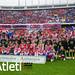 Partido Atlético Madrid (2-2) Real Madrid