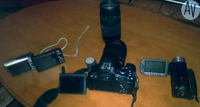 kameraperhe