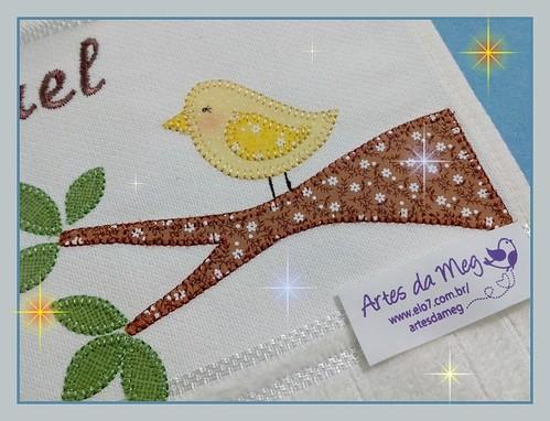 ...detalhes toalhinha..... by * Artes da Meg *