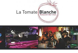 """Discothèque """"La tomate blanche"""""""