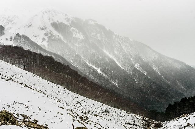 Bufera di Neve / Snow Storm
