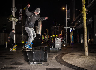 Stefan Schrey - Nose Manual - YEUK - Promo Shots