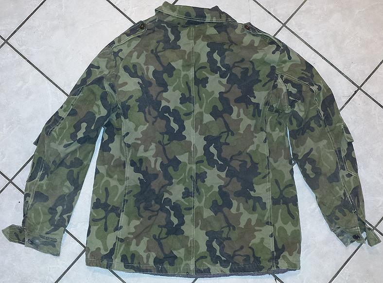 "M1990 Romanian ""Leaf"" Pattern Winter Uniform  13094721003_343bdebe1b_b"
