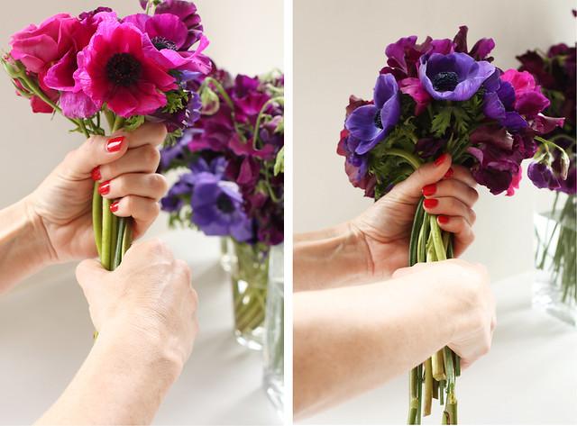 twist bouquet