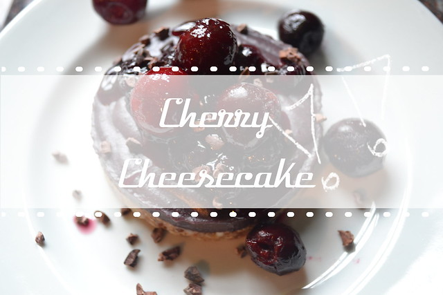 Cherry cheesecake titles