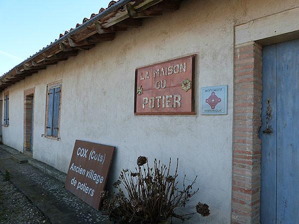 la maison du potier