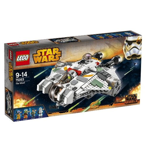 LEGO Star Wars 75053 Front