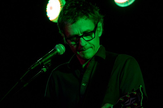 Some audio, photos and video from Dean Wareham's recent shows
