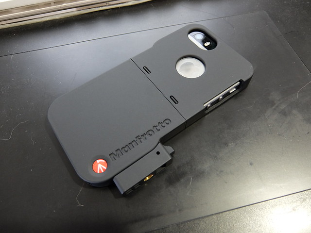 Manfrotto KLYP Case For iPhone 5