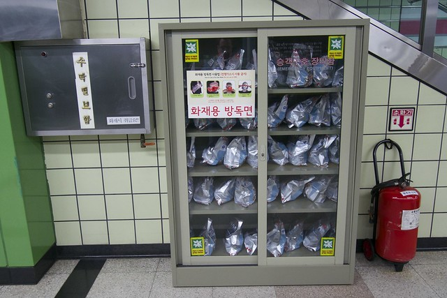 Seoul Subway Safety