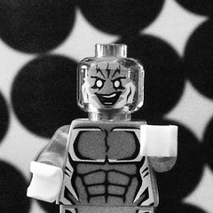 Mr. Freeze is #insideout  #lego #batman