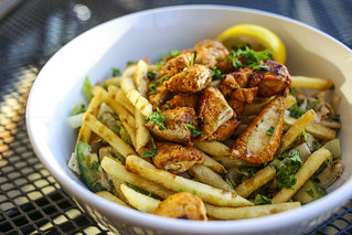 Chicken Fattoush