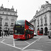 Piccadilly Circus & Doubledeck by PiccolaSayuri