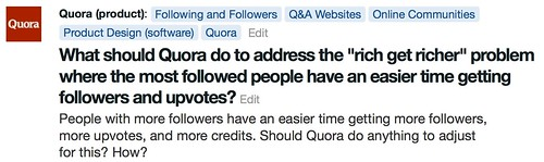 What should Quora do to address the