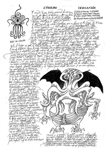 006- Necronomicon ilustrado-LLuïsot