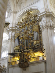 Granada Cathedral organ