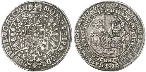 Reichsthaler 1617