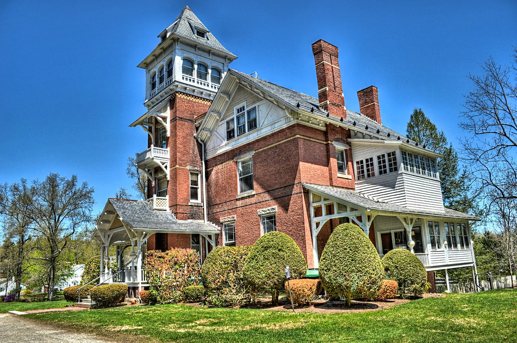 Grove Hill Mansion Northampton MA