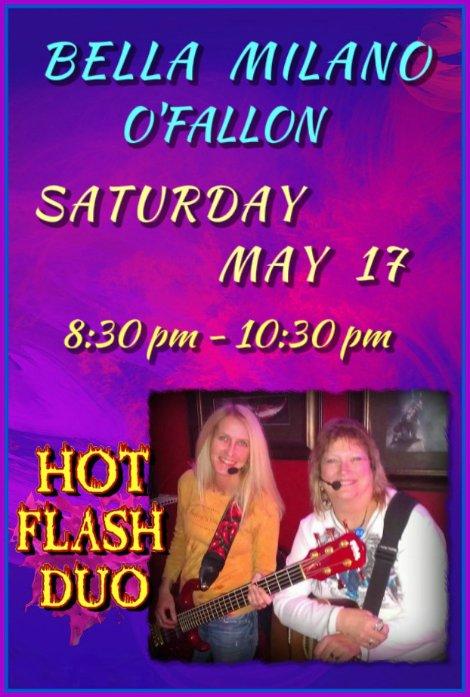 Hot Flash 5-17-14