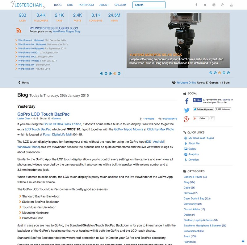 lesterchan.net - v4.3