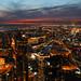 City Lights   Melbourne by carlosblau