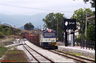 FEVE (FR) - Mercadillo-Villasana  18-8-2014