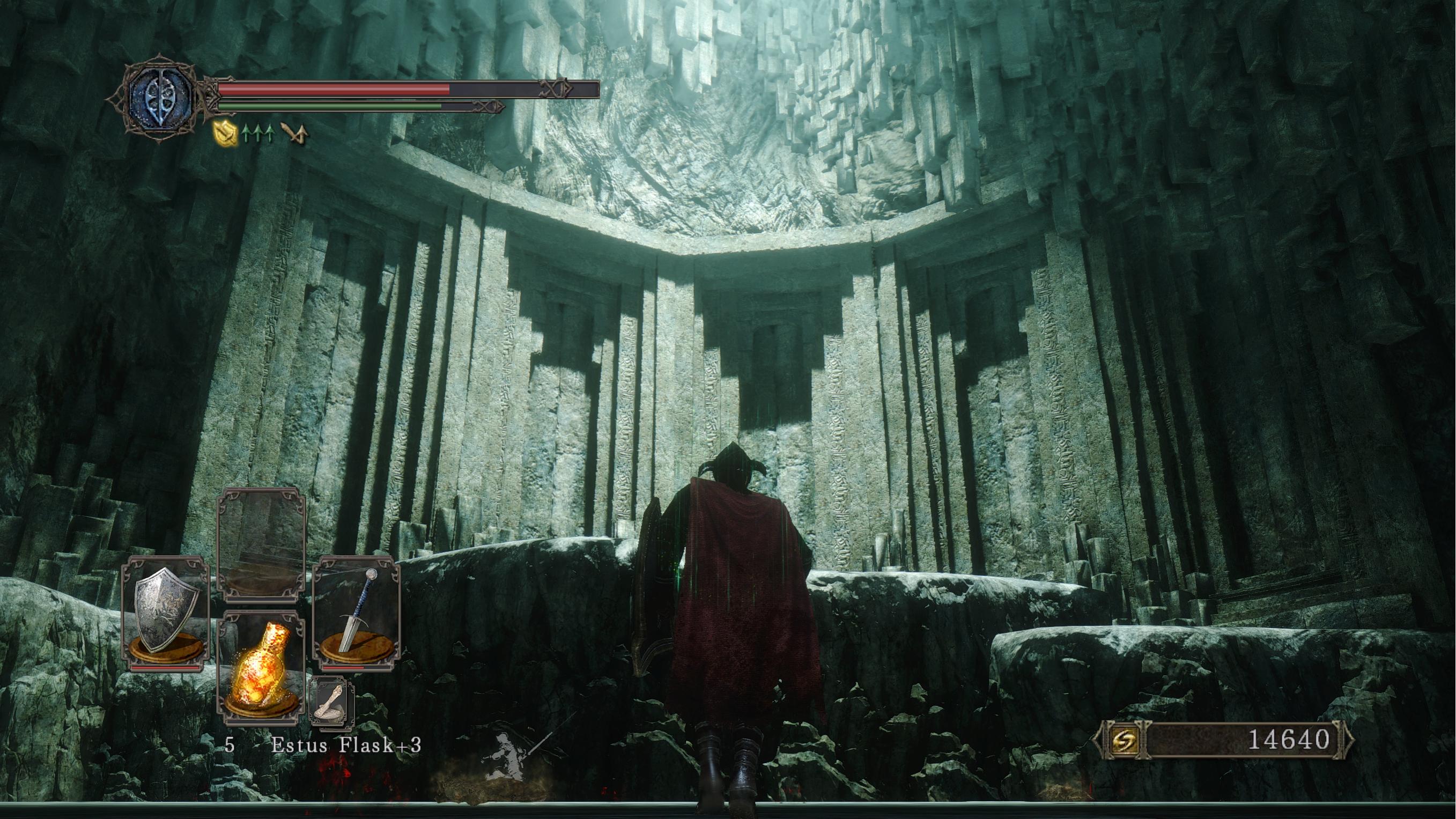 IGN faz comparação gráfica entre versões de Dark Souls 2 PC vs PS4 VS PS3 16293107217_77efbc499b_o