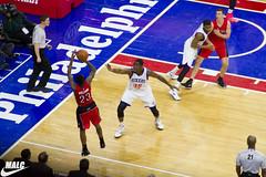 Raptors v Sixers 1.23.15-5