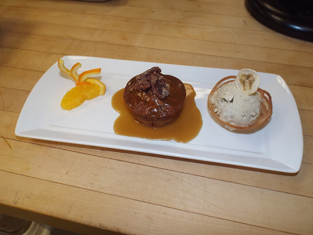Jan 23 2015 Sticky toffee pudding C