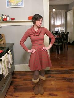 Lady Skater/Renfrew Dress
