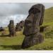 Rano Raraku, Rapa Nui, Chile (March 2014) by Alexis Gerard - Slowly back
