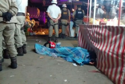 Polícia: Carnaval Conquista Cultural termina com tiroteio e morte; ocorrência pode estar ligada a briga de gangues