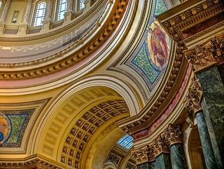 Wisconsin State Capitol Rotunda
