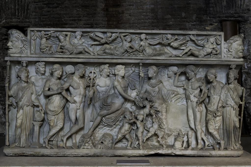 The Dionysiac Afterlife: a Mythical Hope  - I