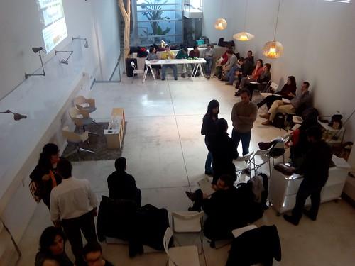 Participantes de la jornada de capacitación de entidades de custodia del territorio en el marco del Proyecto Tejiendo Redes