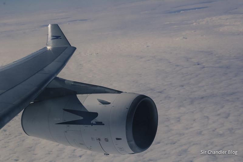 Airbus 340 LV-CEK Aerolíneas Argentinas