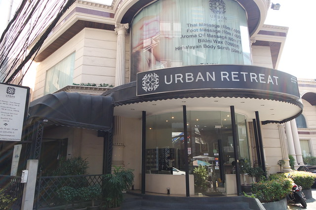 Urban Retreat - Massage