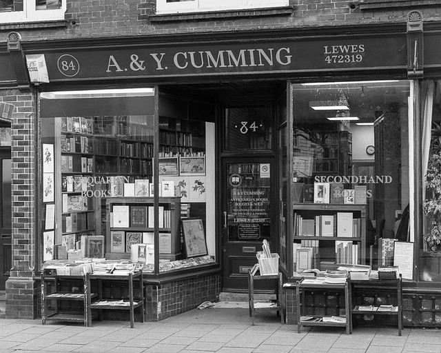 Antiquarian Bookshop