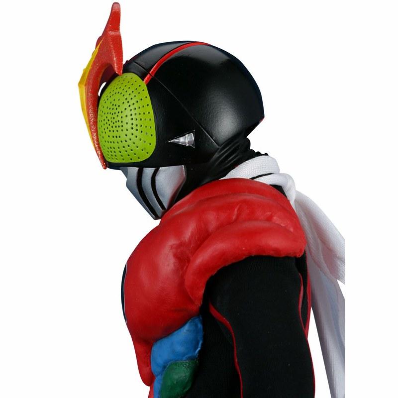 RAH DX 挑戰邪惡的《假面騎士強人》再次登場!仮面ライダーストロンガー