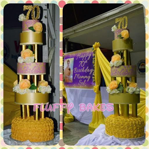 Julie-Ann Elizabeth Regulano's Cake