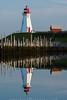 Mulholland Point Light Reflection