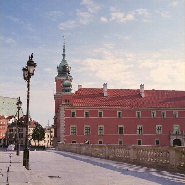 Warsaw Morning