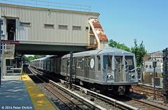 NEW YORK SUBWAYS--4280 arr Kings Highway IB