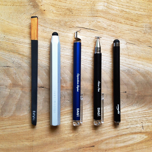 iPad Stylus Reviews by Stefan Marjoram