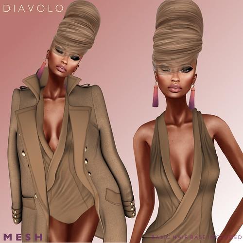 VanityHair@Diavolo by Tabata Jewell