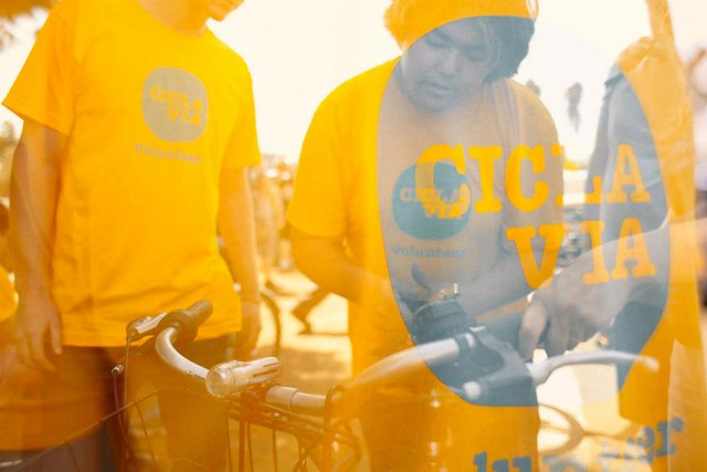 CicLAvia Volunteers